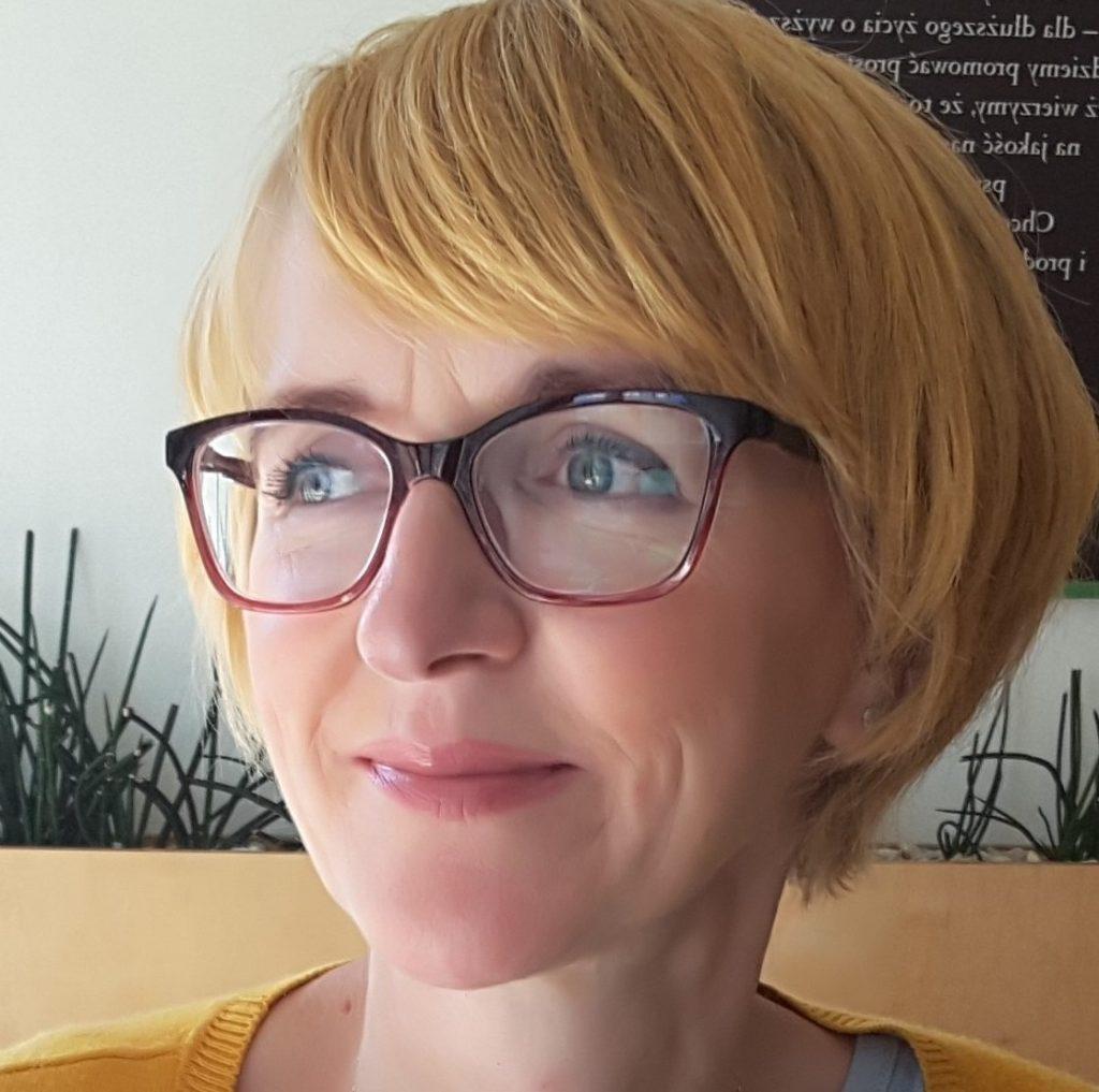Agnieszka Sadraei właścicielka Kokoro